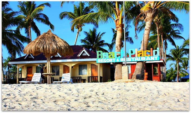 Frontview of Beach Placid Resort & Restaurant