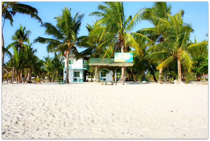 Bobel Hayahay Beach Resort, Bantayan Island, Cebu, Philippines