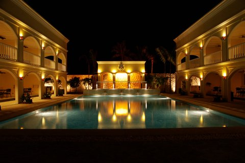 Cebu Beaches. Plantation Bay is one of Cebu's luxury provider of accommodations and holiday services and facilities.
