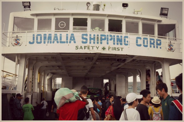Jomalia Shipping Corp Ferry is one of the sea transports you can take for Camotes Islands. You can also take a FastCraft or pumpboat to reach this island.