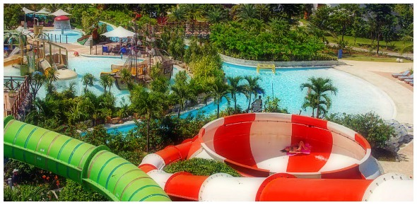 Imperial Palace Resort offers various fantastic services including water activities, accommodations, spas, and various holiday entertainment facilities.