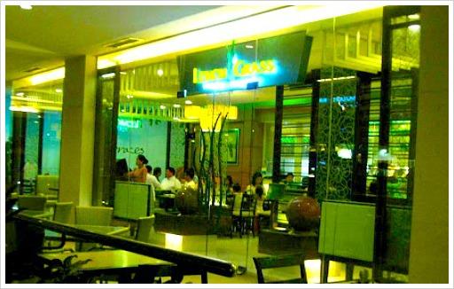 One of Cebu Vegetarian Restaurants in Cebu City, Philippines.