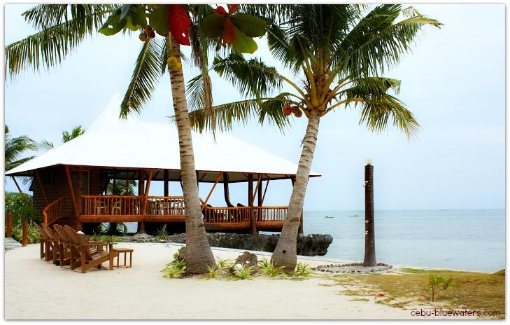 Beach Bar at Maia's Beach Resort, Basawon, Bantayan Island, Cebu