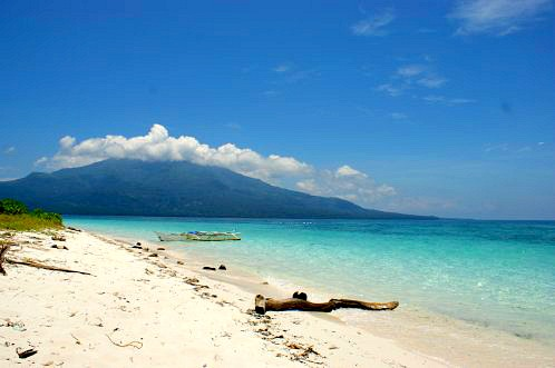 Mantigue Island, Camiguin, Mindanao, Philippines