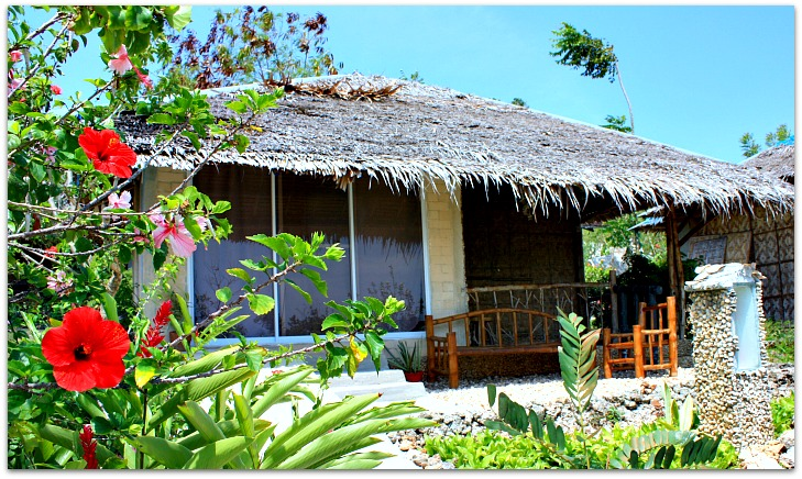 Deluxe Cottage at Bantayan Island Nature Park Resort