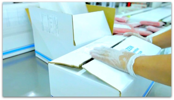 Boxes made of paper products are being produced by Cebu's packaging industry business companies to pack and export products of various sorts, such as food, jewelries, cosmetics, accessories, etc.
