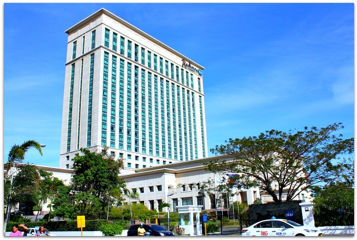Radisson Blu Hotel Cebu City