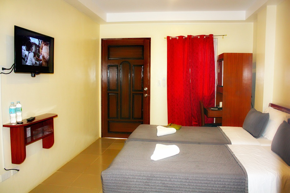 Sagastrand Beach Resort Bedroom