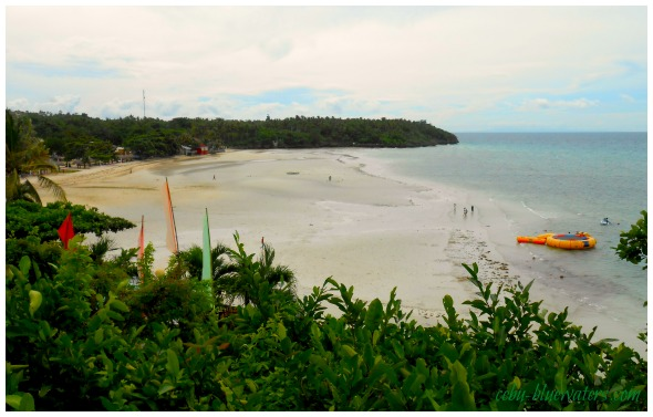 Santiago Bay White Beach. Santiago Beach is located in Camotes Islands, Cebu, Philippines. It is one of the great destinations for travelers who loves to enjoy beaches and nature.