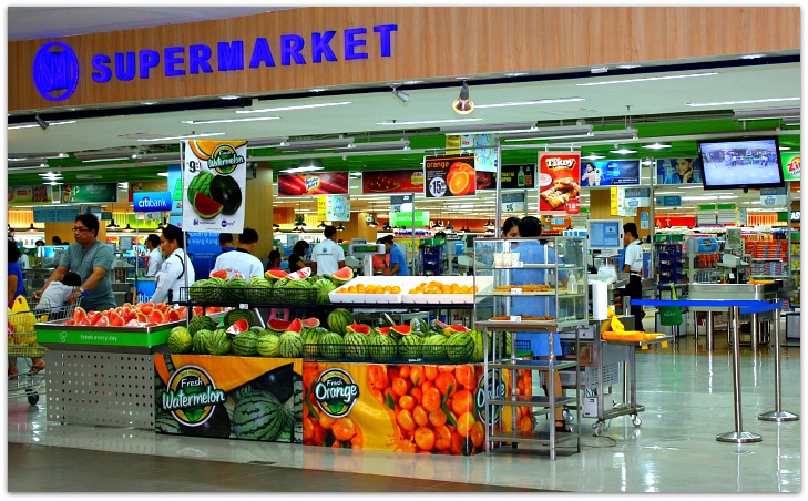 SM Department Store Supermarket Cebu City