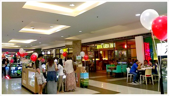 SM Mall in Cebu is one of the places where everyone go to shop or do business.