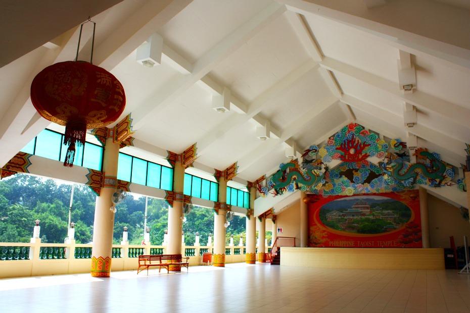 Taoist Temple Hall