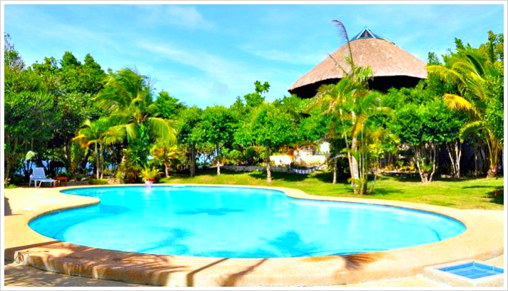 The Blue Orchid Resort's Swimming Pool