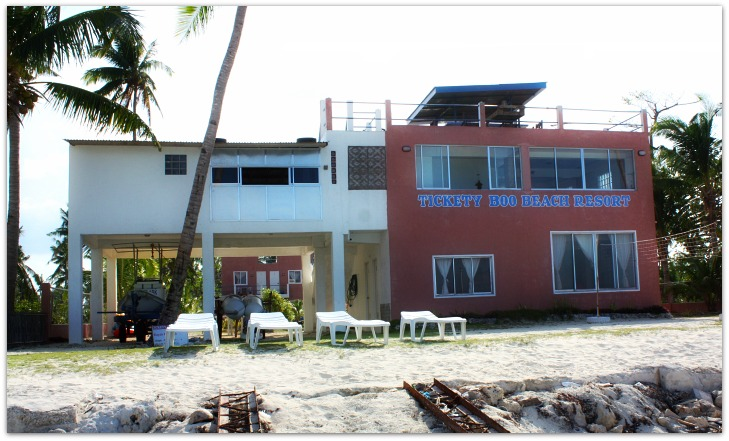 Tickety Boo Beach Resort, Bantayan Island, Cebu Province, Philippines