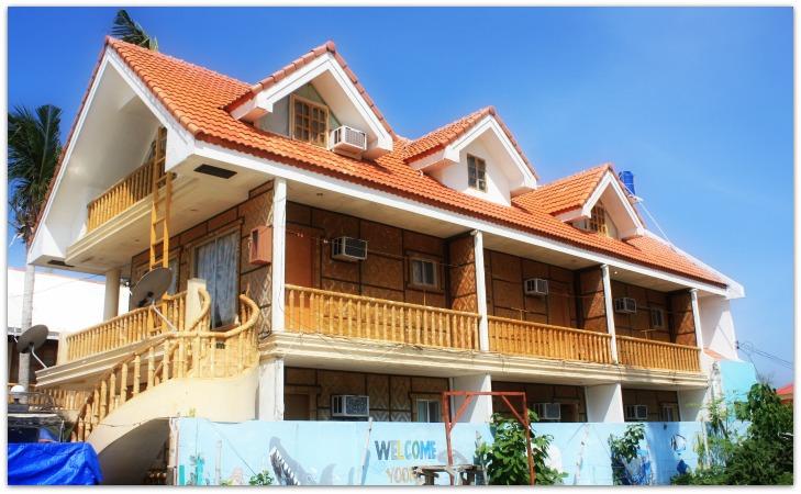 Yooneek Beach Resort Hotel, Bantayan Island, Cebu, Philippines